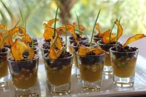 Un dessert crudista/A raw dessert