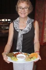 Jenny Sugar, vegana felice
