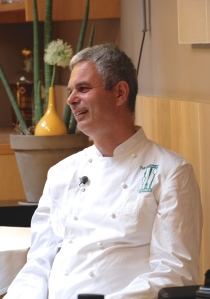Pietro Leemann, presidente di The Vegetarian Chance