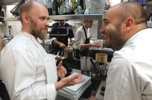 Anders Ramsay e Sauro Ricci