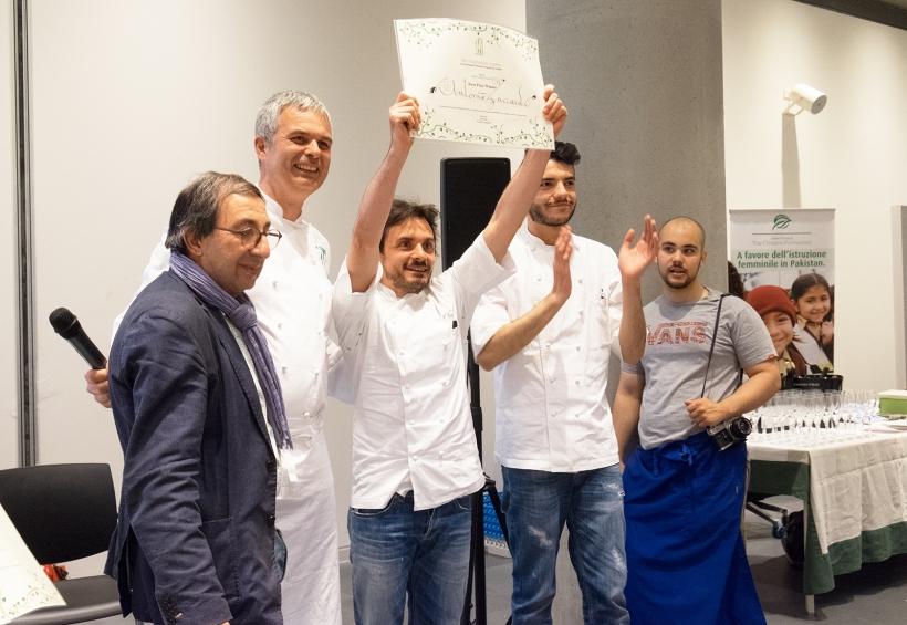 TVC 2016 la premiazione di Antonio Zaccardi
