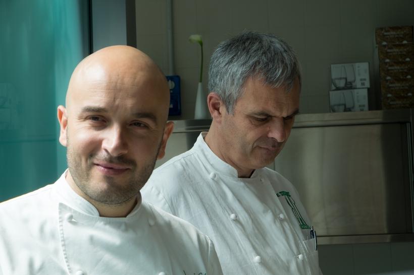 TVC 2016 Sauro Ricci e Pietro Leemann