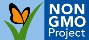 Il logo di Non GMO project, l'organizzazione americana che si batte contro gli OGM