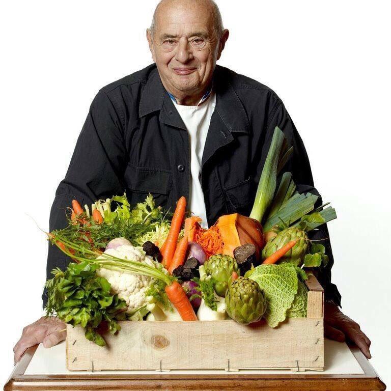 Paul bocuse il ricordo di pietro leemann the vegetarian for Auguste escoffier ma cuisine book